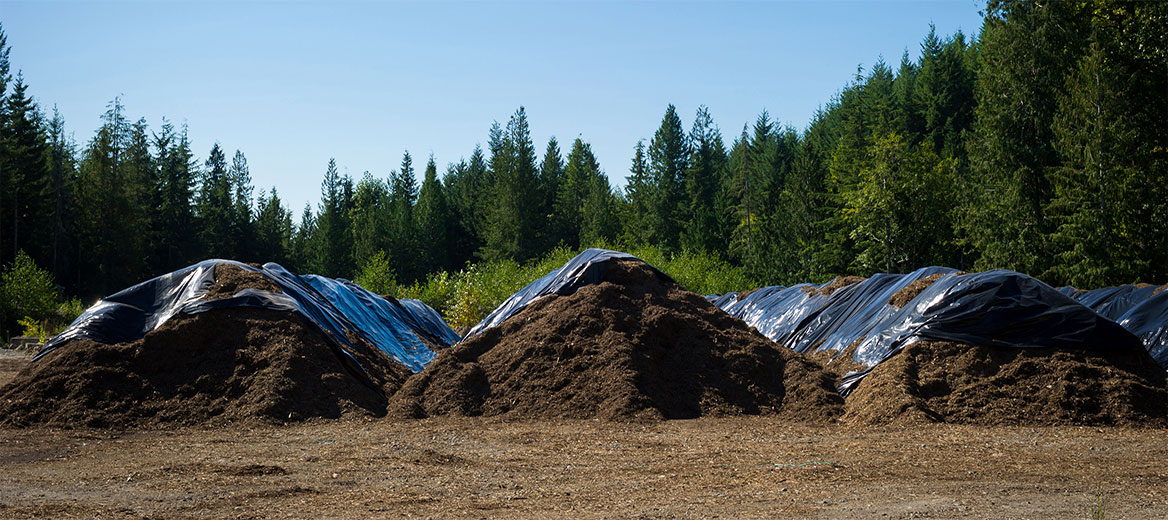 Burlington County Biosolids Composting Facility