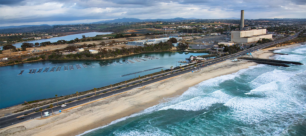 Carlsbad Seawater Desalination Project