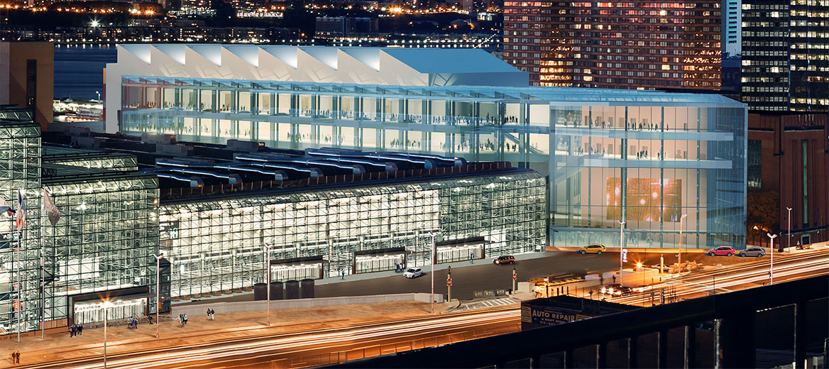 Javits Convention Center Expansion Project