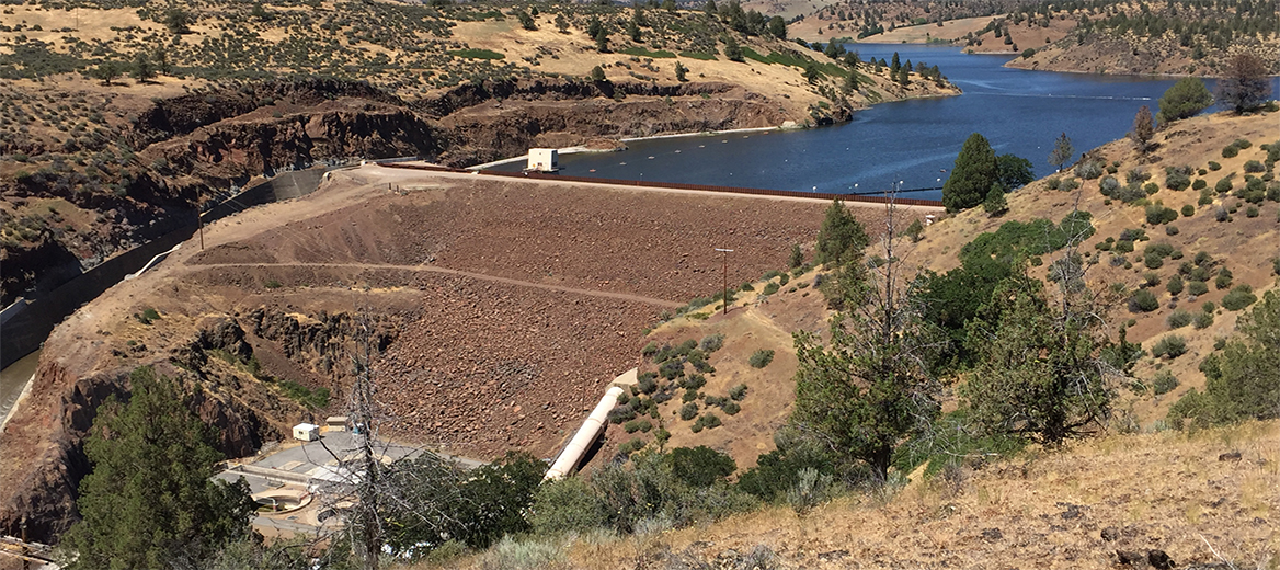 Klamath River Dam Removal Project