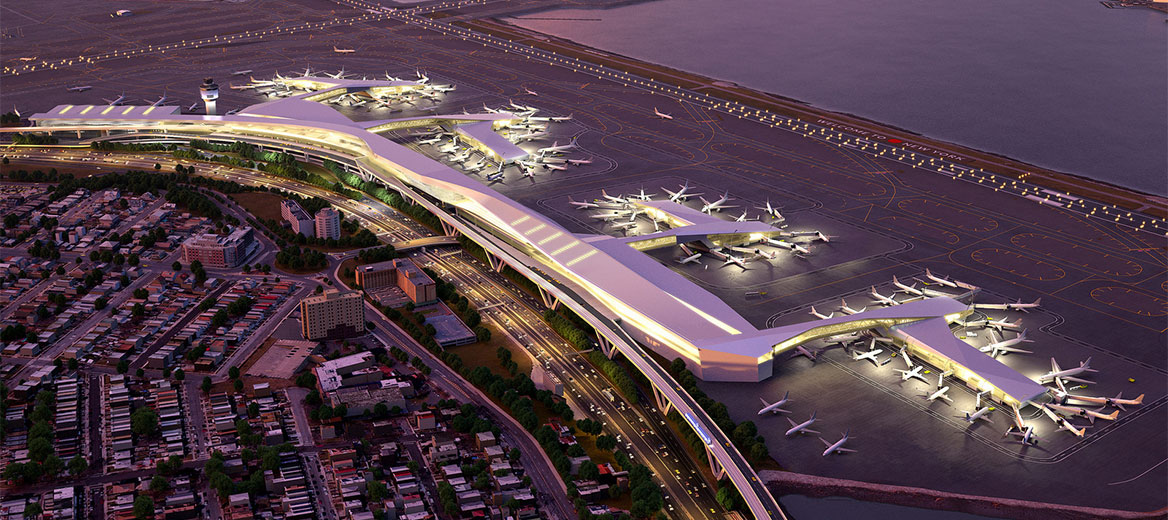 LaGuardia Airport Terminal B Redevelopment Project