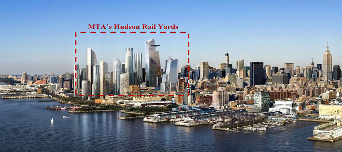 MTA Hudson Rail Yards Financing