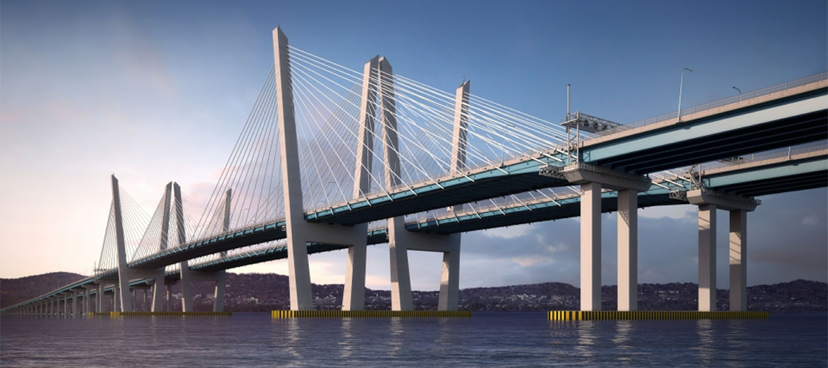 New Governor Mario M. Cuomo Bridge